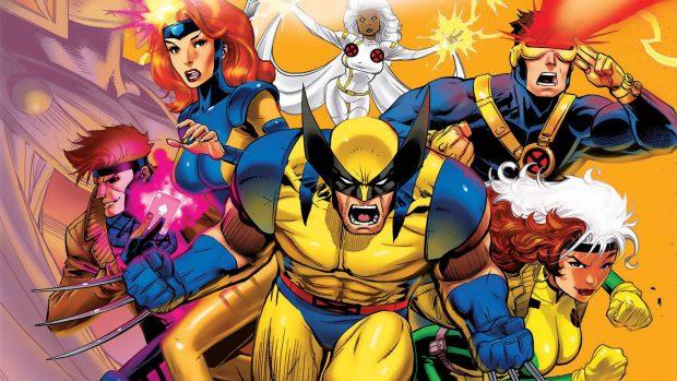 комиксы «New X-Men»