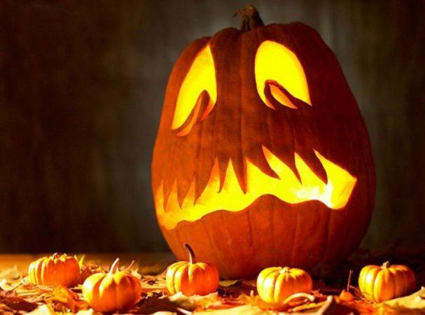 Тыквы для хэллоуинской вечеринки