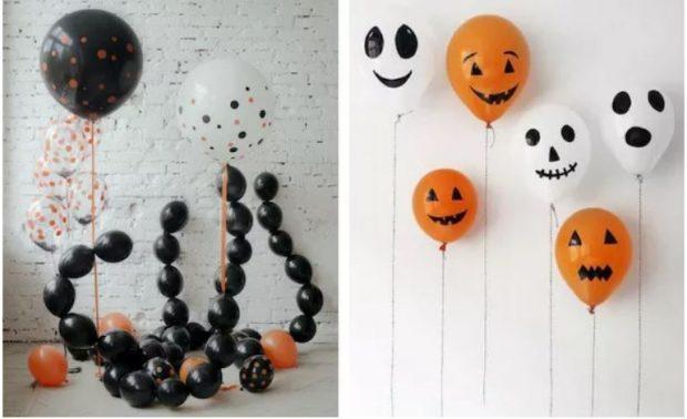 Декор для дома на Хэллоуин
