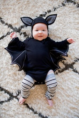 Самые смешные детские костюмы на Хэллоуин