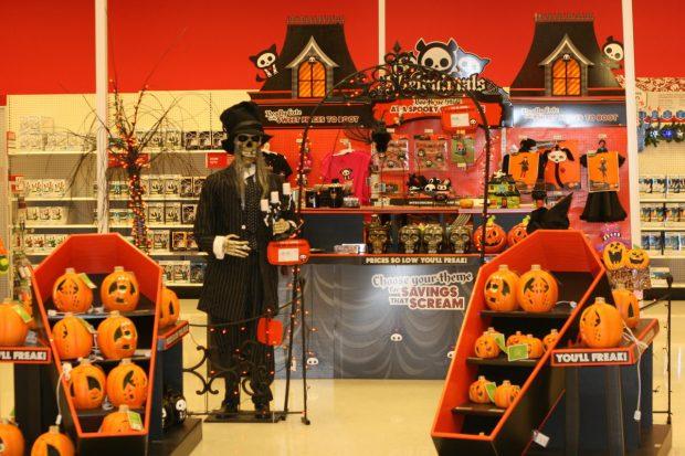 Магазин на Хэллоуин