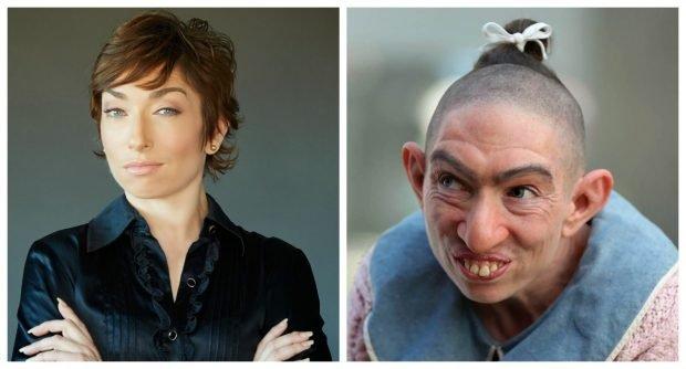 Наоми Гроссман в роли Пеппер