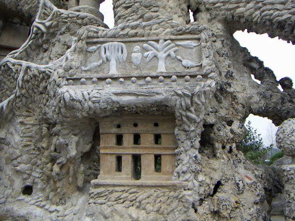 замок из камней