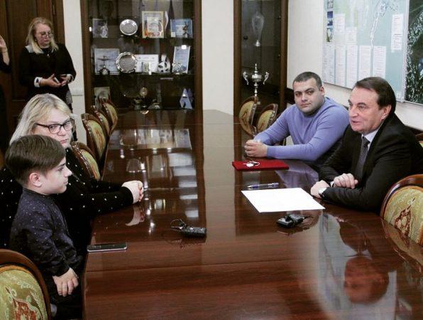 Анатолий Пахомов и Данил Плужников