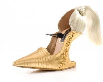 Страшные туфли