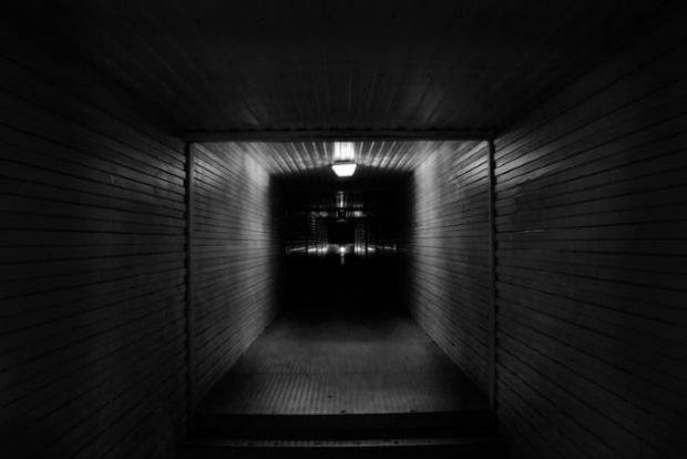 Тоннель под землёй