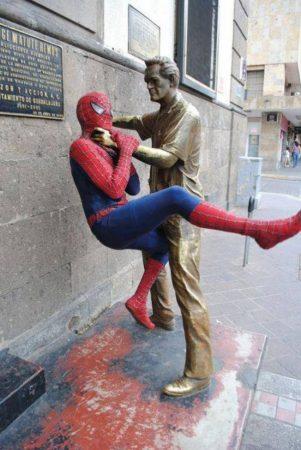 Бедный Человек-паук