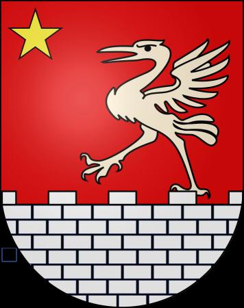Герб Шатель-сюр-Монсальван