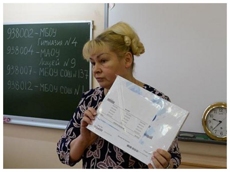 учителя математики