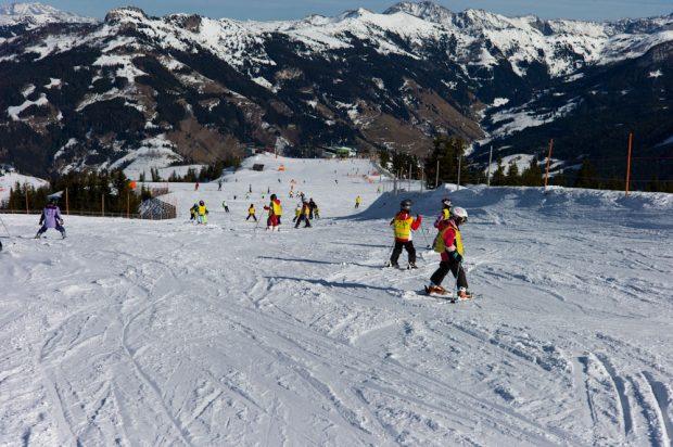 лыжные школы в Гаштайне