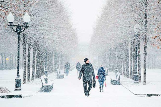 Погода на Новый Год