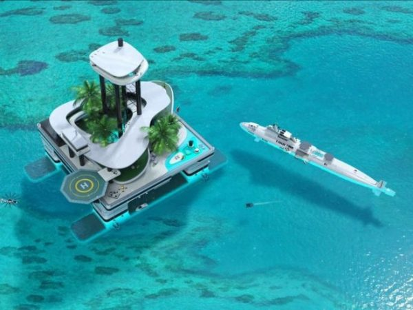 Плавучий остров