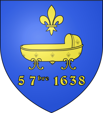 герб Сен-Жермен-ан-Лай