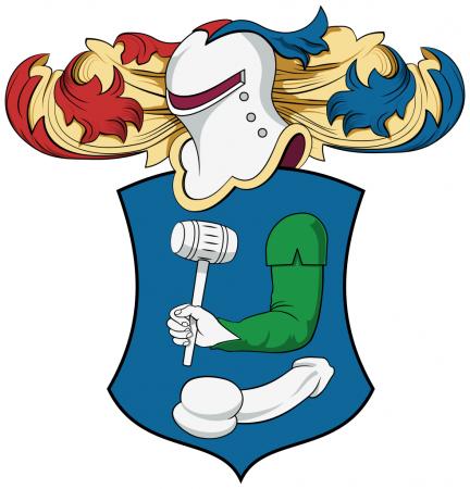 Герб Иштвана Варляя