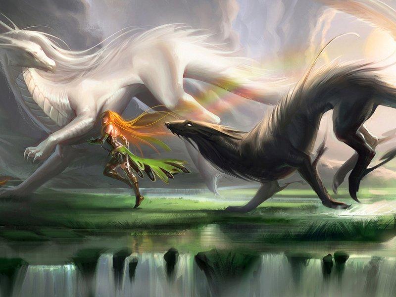 Мифические создания