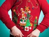 Нелепый свитер