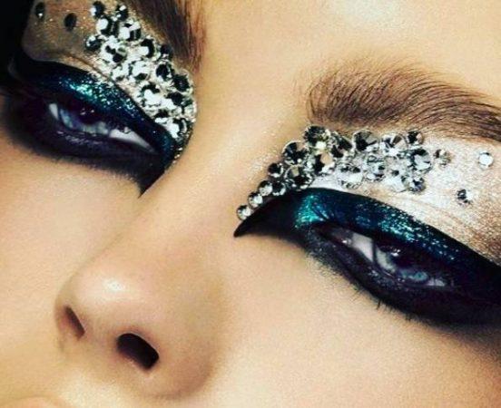 Дерзкий макияж