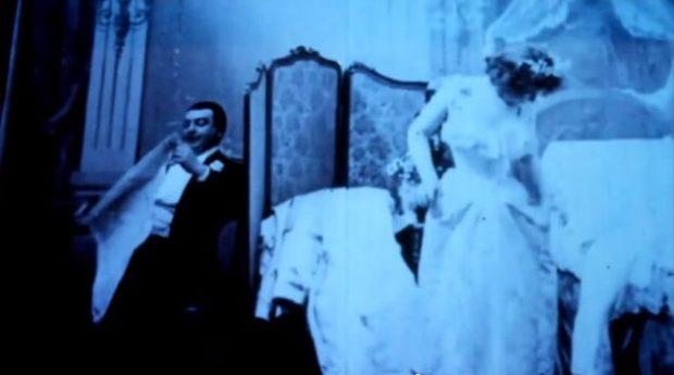 Кадр из фильма «Мария отходит ко сну»