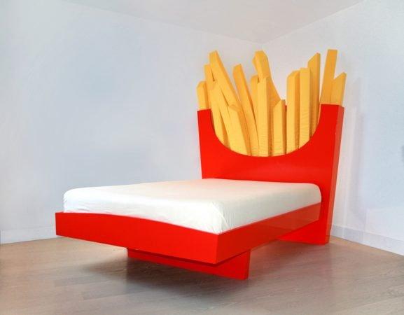 Кровать для обжор