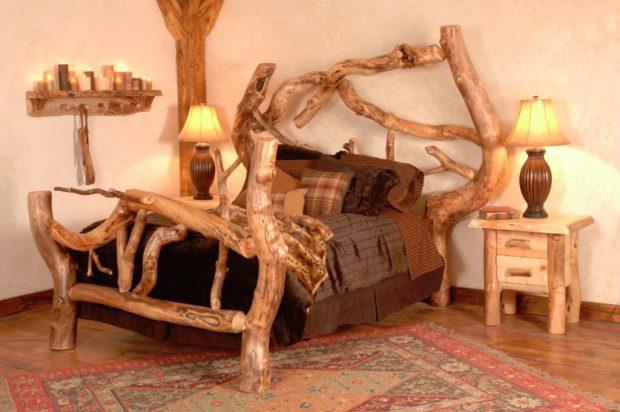 Кровать из логова троллей