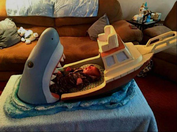 Кровать для стрессоустойчивых малышей