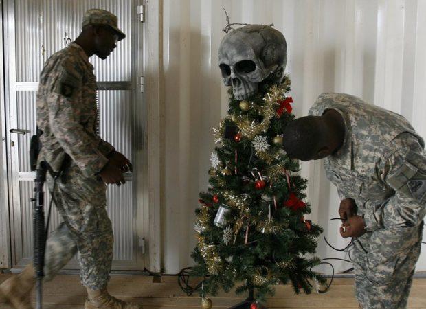 Сумасшедшие новогодние украшения