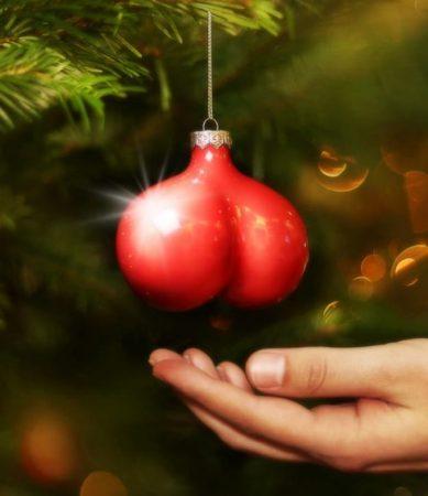 Нелепые новогодние украшения