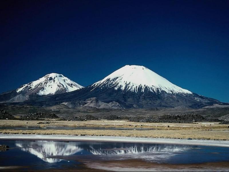 двуглавая гора Арарат