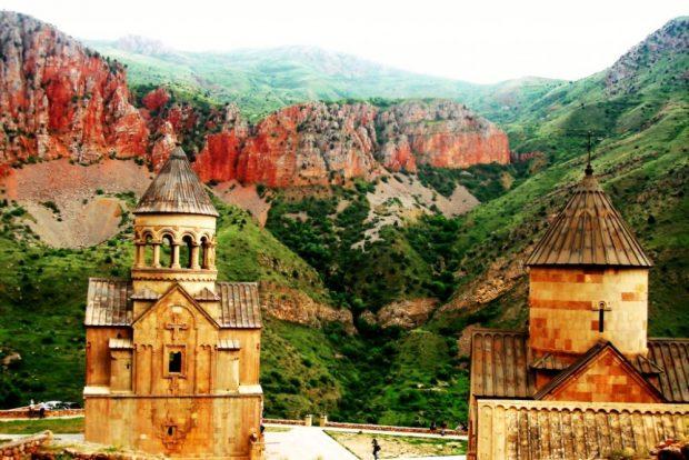 Татевский монастырский комплекс