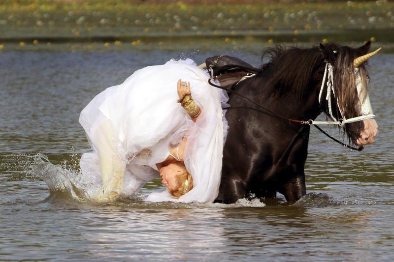 Падение невесты