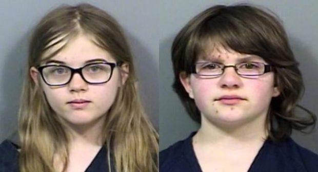 Фото двух девочек