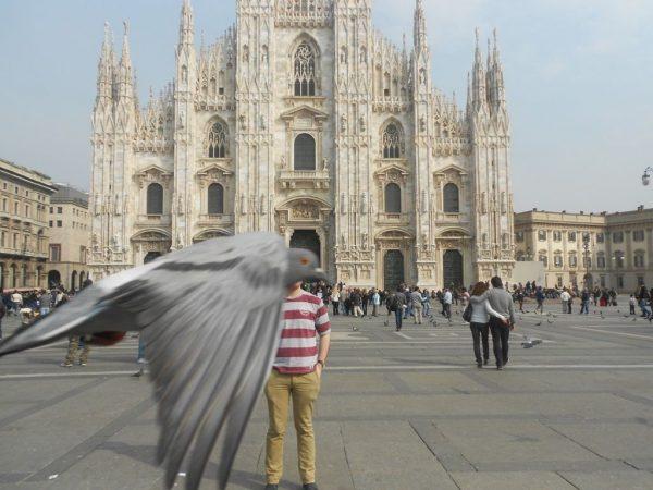 Улыбайтесь, сейчас вылетит птичка!