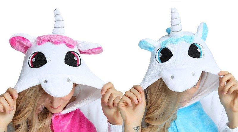 Пижама кигуруми — идея подарка на Новый год