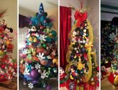 20 необычных новогодних ёлок — идеи оригинального декора