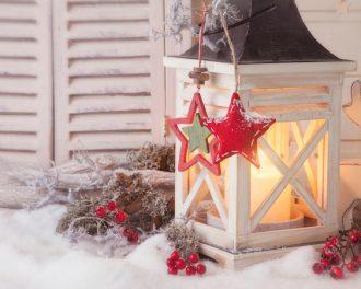 15 новогодних фонарей, которые украсят ваш праздничный дом