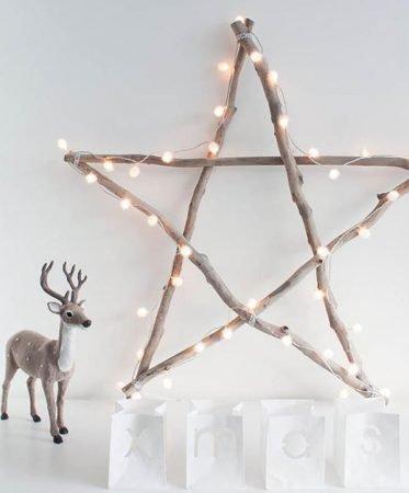 Скандинавская звезда своими руками