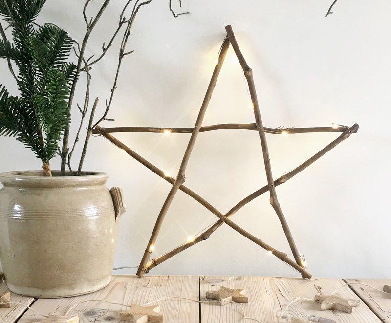 Скандинавская звезда своими руками — подборка вдохновляющих идей