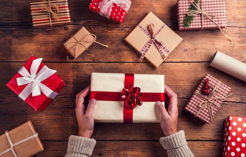 подарки новогодние алиэкспресс