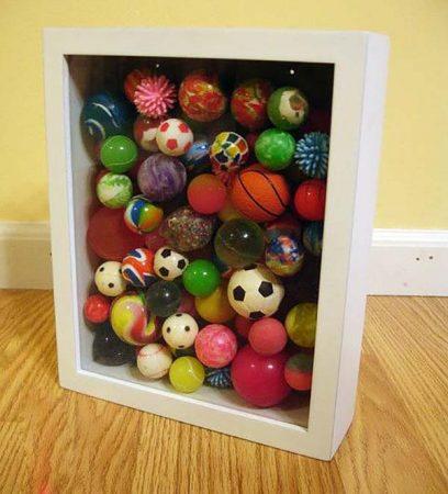 Как хранить коллекцию игрушек