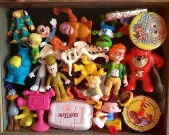 Как хранить коллекцию игрушек — подборка интересных идей