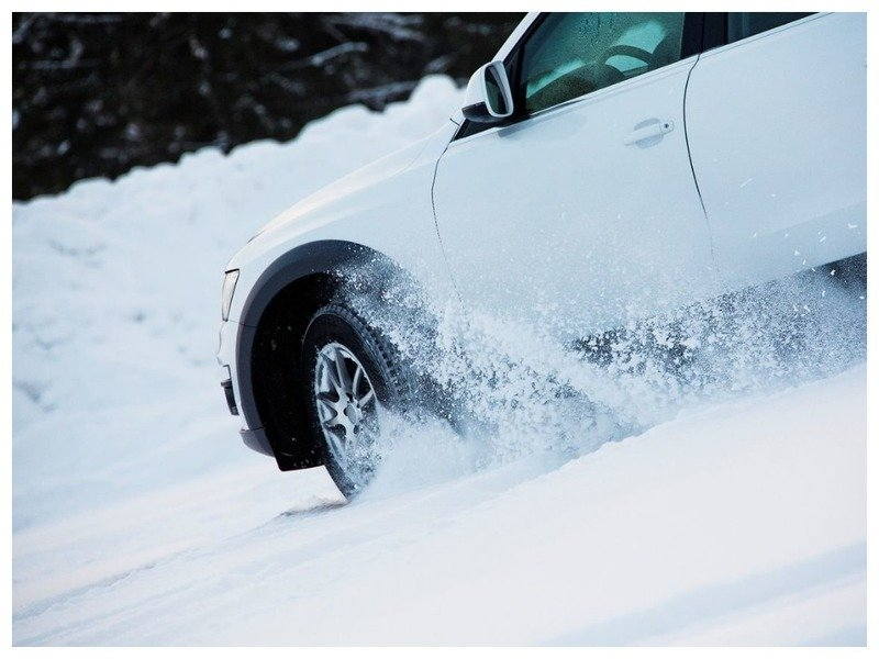 машина для зимы