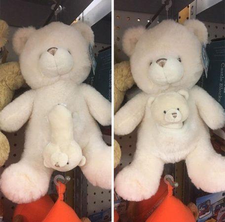 Медвежонок для взрослых девочек