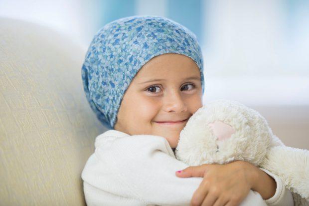 Девочка с раком