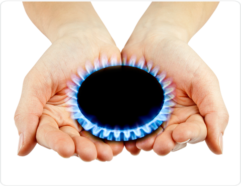 Газ в доме