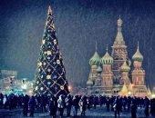 москва новый год