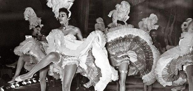 Танцовщицы кабаре