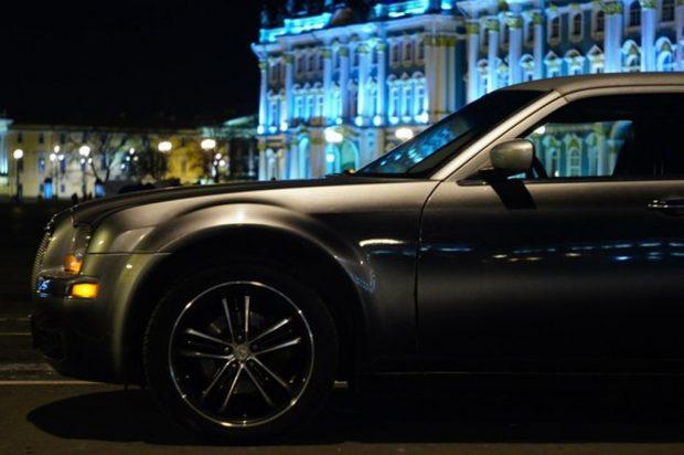 лимузин на новый год санкт петербург