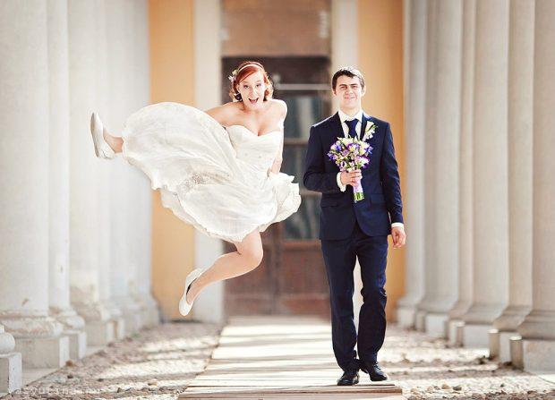 Грациозная невеста