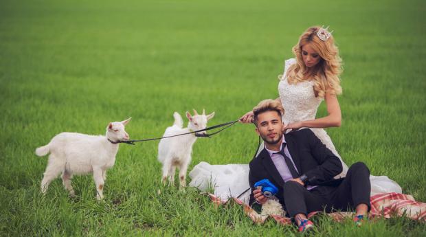 Любовь и козы
