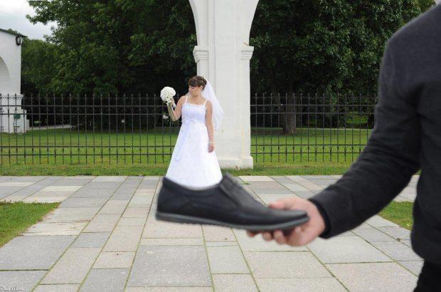 Прекрасное фото — ну что может быть романтичнее?